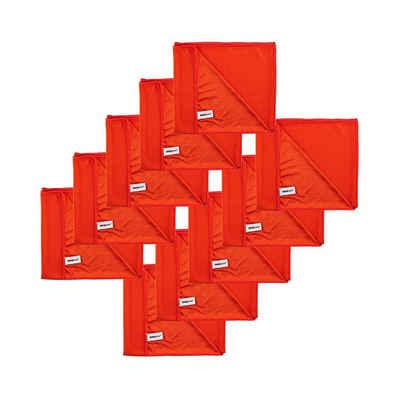 Kochblume Geschirrtuch »Poliertuch 50 x 60 cm«, (Spar-Set, 10-tlg), 280g/qm Qualtität