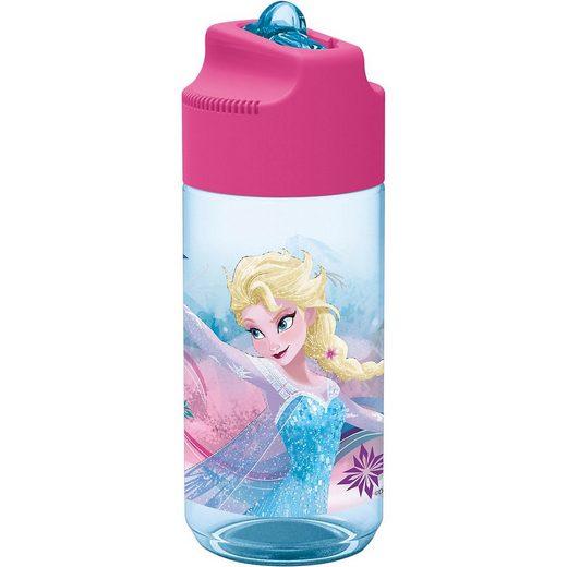 p:os Trinkflasche »Tritan-Trinkflasche Die Eiskönigin transparent,«