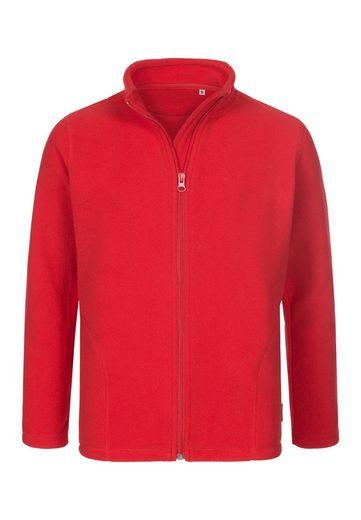 Stedman Fleece Jacket Kids Active Fleece Jacket »mit hervorragender Wärmeisolation«