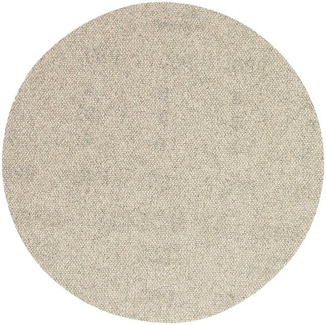 BOSCH Schleifpapier Schleifblatt 150 mm , Packung, 5 St , 80er Körnung