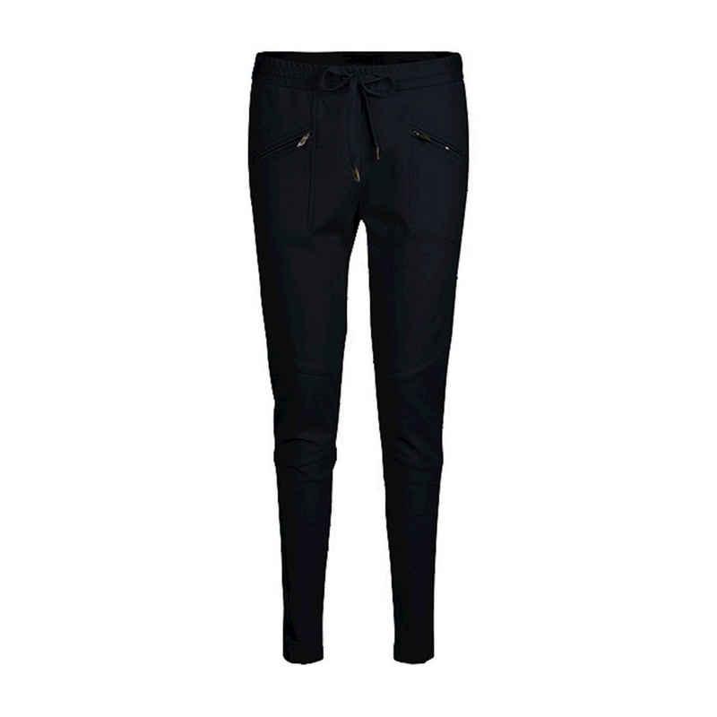 summum woman Sweathose »Summum edle Sweathose punto Milano, schwarz, Damenbekleidung, Streetwear, Damenmode, Fashion«