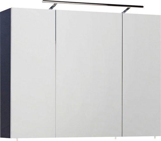 MARLIN Spiegelschrank »3040«, Breite 90 cm