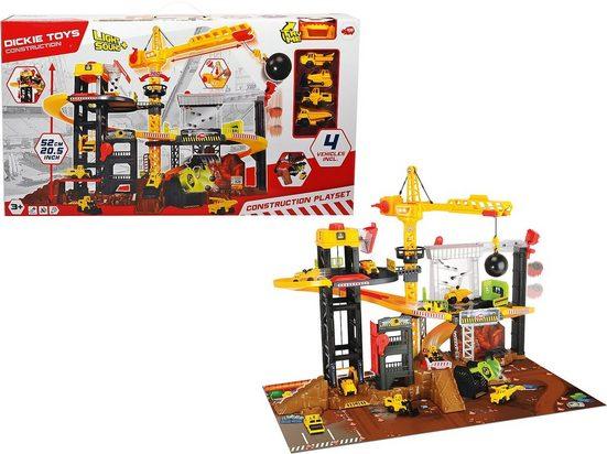 Dickie Toys Spielzeug-Auto »Construction Playset«