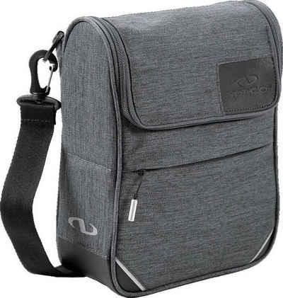 NORCO Gepäckträgertasche »Lenkertasche Norco Kinburn ISO grau, 28x22x9cm,«