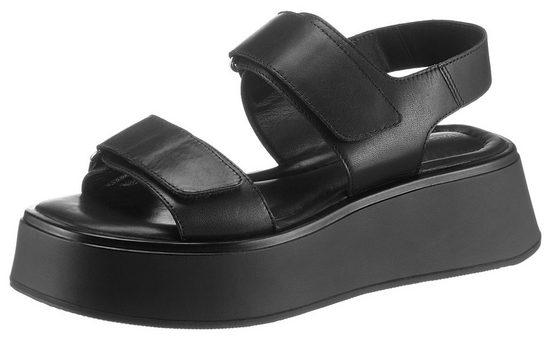Vagabond »COURTNEY« Sandalette mit verstellbaren Klettverschlüssen