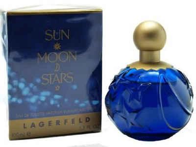 LAGERFELD Eau de Toilette »Lagerfeld Sun Moon Stars, Eau de Toilette, 100 ml«