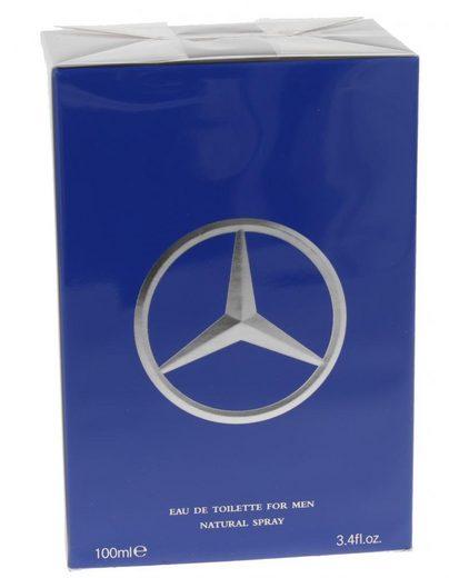 Mercedes Eau de Toilette »Mercedes Benz Man Eau de Toilette 100ml Spray«