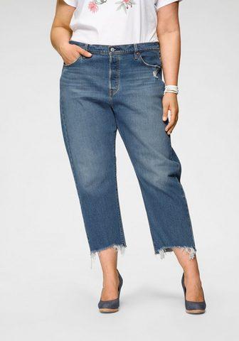 Levi's Plus Levi's® Plus Mom-Jeans »501« High Wais...
