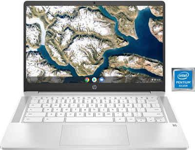 HP 14a-na0218ng Notebook (35,6 cm/14 Zoll, Intel Pentium Silber, UHD Graphics 605)