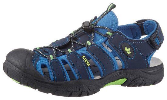 Lico »Nimbo« Sandale mit praktischem Schnellverschluss