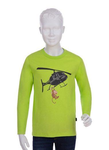 Trigema Print-Shirt mit Druck