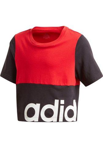 adidas Performance Marškinėliai »LINEAR COLORBLOCK«