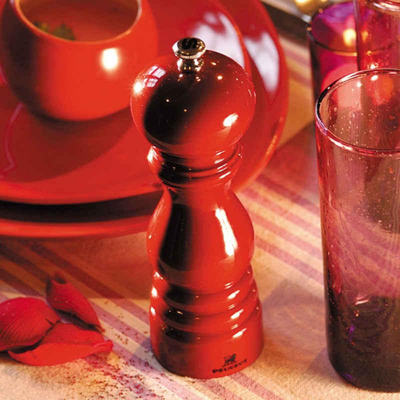 PEUGEOT Salzmühle »Salzmühle PARIS U-Select 12cm rot lackiert«