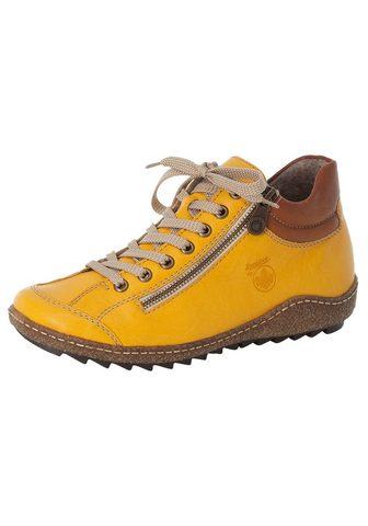 Rieker Suvarstomi batai su Kontrastnähten