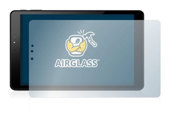 BROTECT Schutzfolie »Panzerglasfolie für Allview Viva H1002 LTE«, Schutzglas Glasfolie klar