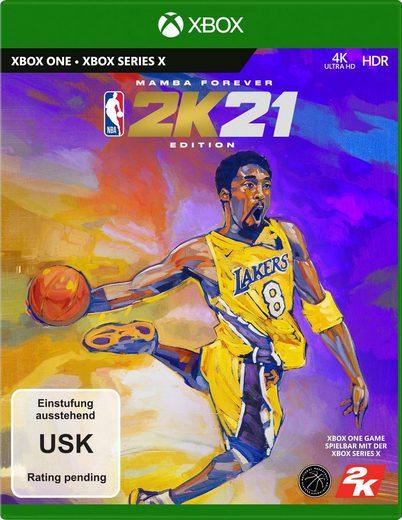 NBA 2K21 Legend Edition Xbox One