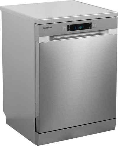 Samsung Standgeschirrspüler DW5500, DW60M6050FS, 14 Maßgedecke, Besteckschublade