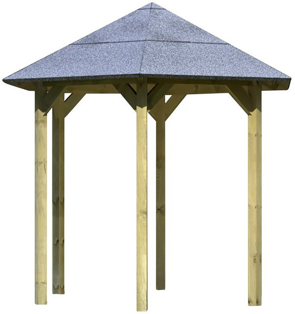 Karibu Holzpavillon Lissabon