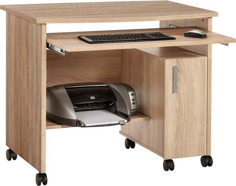 Maja Möbel Computertisch »Office«, kratzfest durch Melaminharzbeschichtung