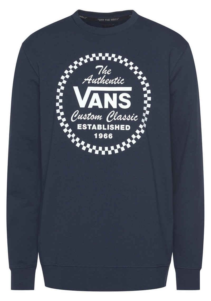 Vans Sweatshirt »ATHLETIC CREW«