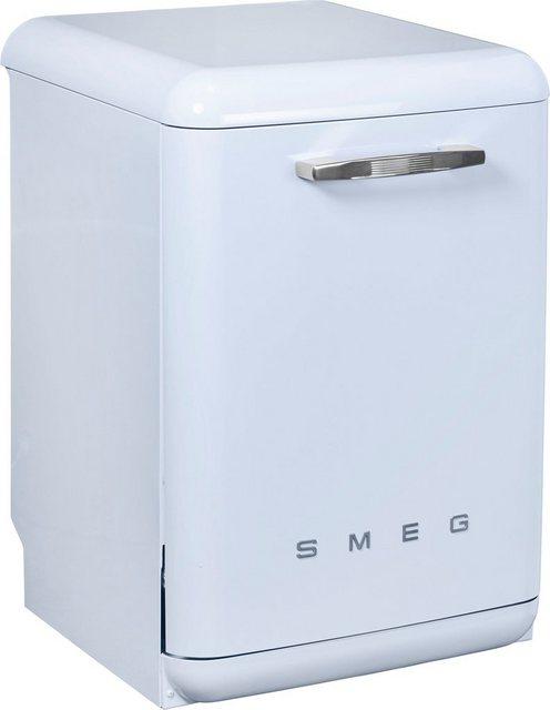 Smeg Standgeschirrspüler| LVFABPB2| 9 l| 13 Maßgedecke | Küche und Esszimmer > Küchenelektrogeräte > Gefrierschränke | Smeg