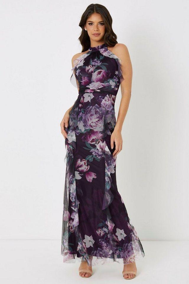 Festtagsmode - LIPSY Abendkleid mit Blumenmuster ›  - Onlineshop OTTO