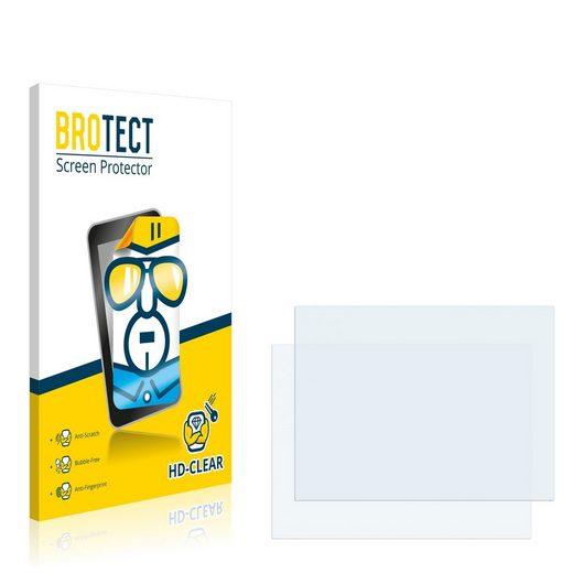 BROTECT Schutzfolie »für Dell Latitude C400«, (2 Stück), Folie Schutzfolie klar