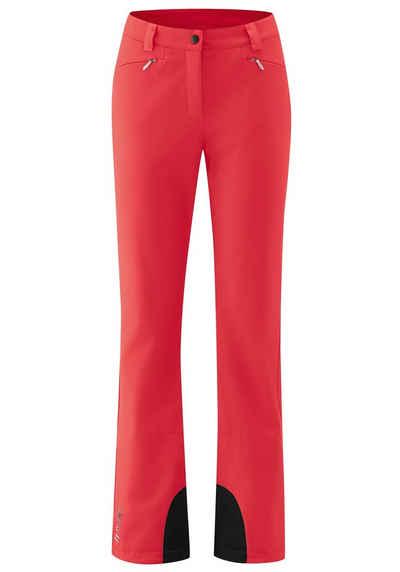 Maier Sports Skihose »Mary« Eng geschnittene Softshellhose in femininer, sportlicher Silhouette