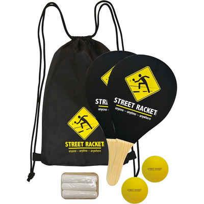Schildkröt Beachball »Street Racket Set, schwarz«