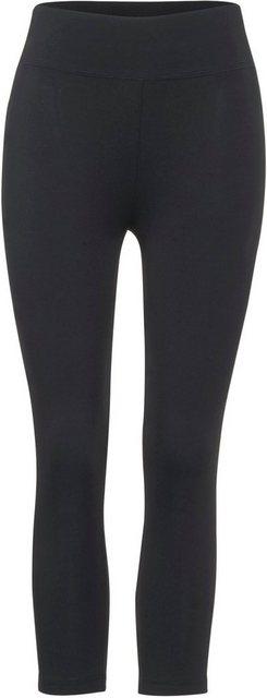 Hosen - Cecil 3 4 Leggings, das perfekte einfarbige Basic › grau  - Onlineshop OTTO