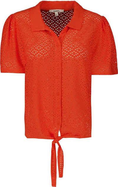 Garcia T-Shirt mit Knotendetail