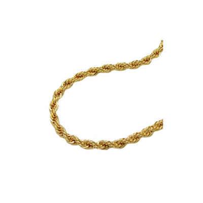 Gallay Goldarmband »Armband 2mm Kordelkette 9Kt GOLD 19cm«