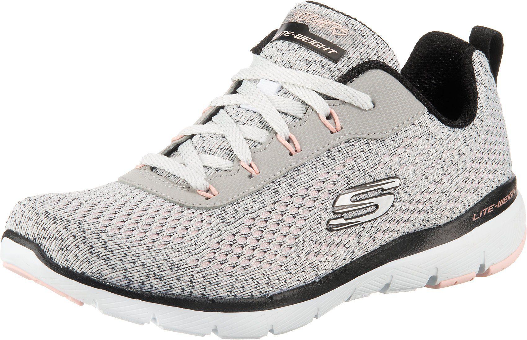 Skechers »FLEX APPEAL 3.0 BREEZIN' KICKS Sneakers Low« Sneaker online kaufen | OTTO