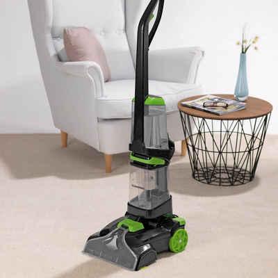 CLEANmaxx Teppichreinigungsgerät, Professional inkl. Teppichshampoo