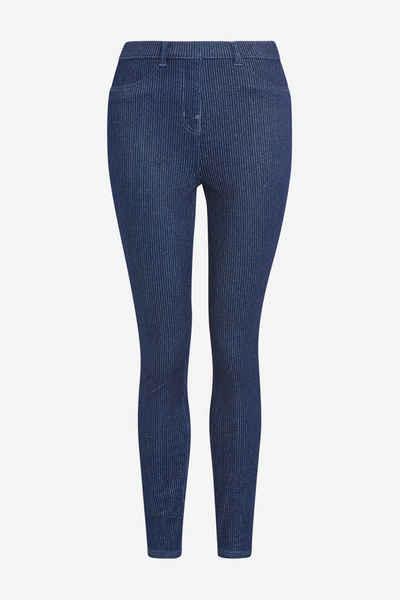 Next Stretch-Jeans »Denim-Leggings aus Jersey« (1-tlg)