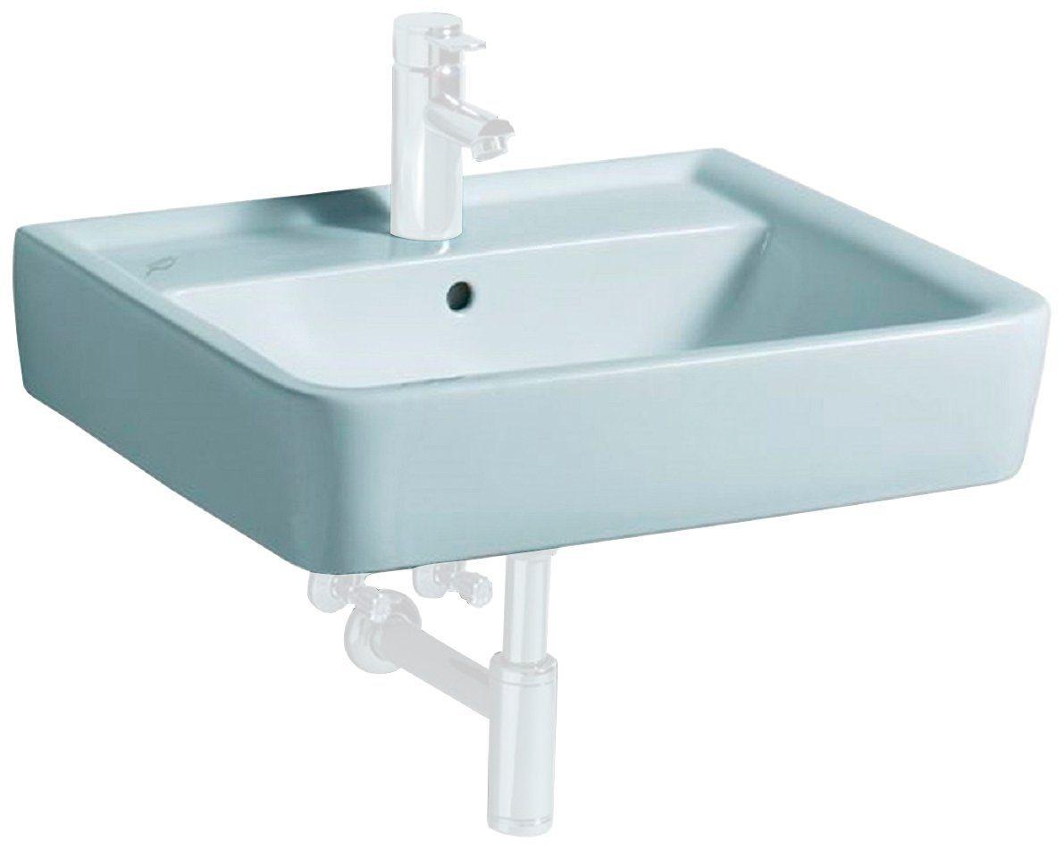 eckig Bad Sanitär 60 cm 1 GEBERIT Waschbecken Renova Nr