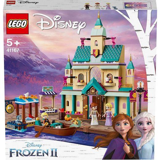 LEGO® Konstruktions-Spielset »LEGO® I Disney Frozen II 41167 Schloss Arendelle«