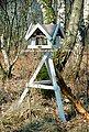 dobar Vogelhausständer, BxTxH: 60x60x90 cm, Bild 2
