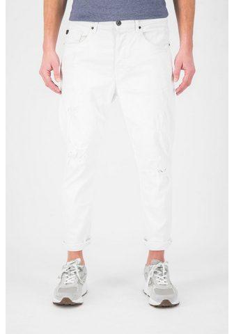 Garcia Tapered-fit-Jeans su destroyed Details...