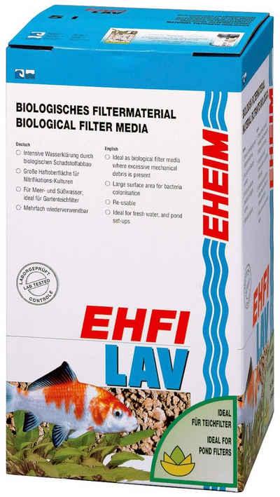 EHEIM Filtersubstrat »LAV«, für Aquarien Außenfilter mit Meerwasser/Süßwasser