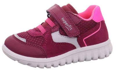 Superfit »SPORT7 MINI mit WMS Schuhweiten Mess System« Sneaker mit Reflektoren