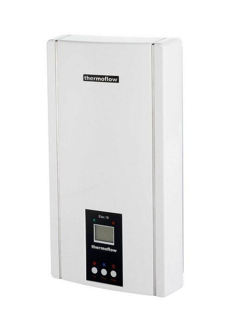 THERMOFLOW Durchlauferhitzer »Thermoflow Elex 18/21/24«   Baumarkt > Heizung und Klima > Durchlauferhitzer   Thermoflow