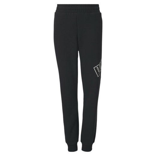 PUMA Jogginghose »Big Logo Youth Sweatpants«