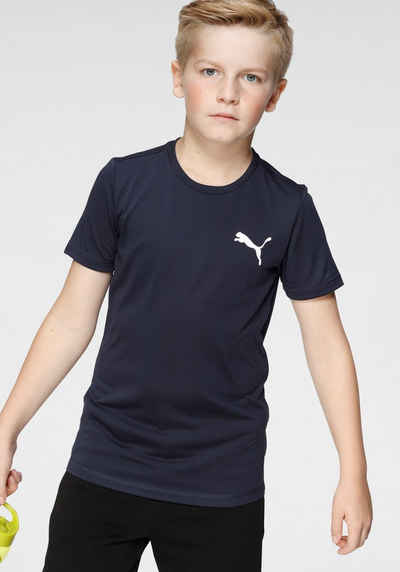 PUMA Funktionsshirt »ACTIVE Small Logo Tee B«