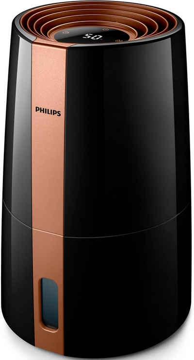 Philips Luftbefeuchter 3000 series HU3918/10, 3 l Wassertank, mit NanoCloud Technologie