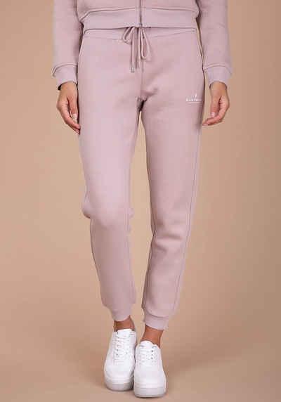 BLUE FIRE Sweathose »ALBY sweat pants« Jogginghose mit kleiner Logo Stickerei vorne