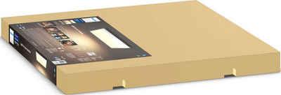Philips Hue LED Panel »Aurelle«, LED Panelleuchte, Maße 4,6x60x60cm, 4200 Lumen