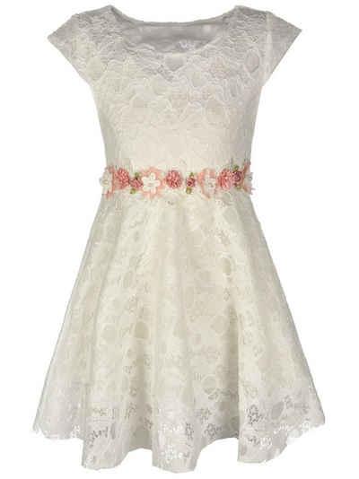 Weiße kleider mit spitze