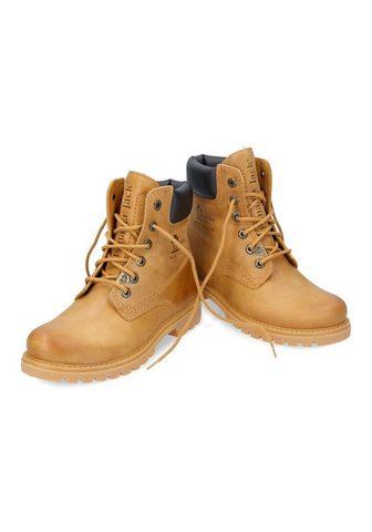 Panama Jack Žieminiai batai su Kontrastbesatz an d...