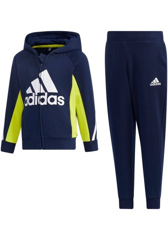adidas Performance Jogginganzug »LITTLE KIDS FRENCH TERRY...
